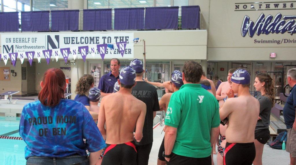 Libertyville Stars Northwestern University Swim Camp