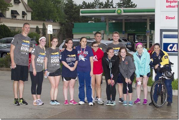 Torch Run Group2