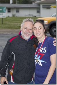 Torch Run Mel & Dad